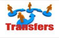 Cabinet orders transfers, postings in civil administration