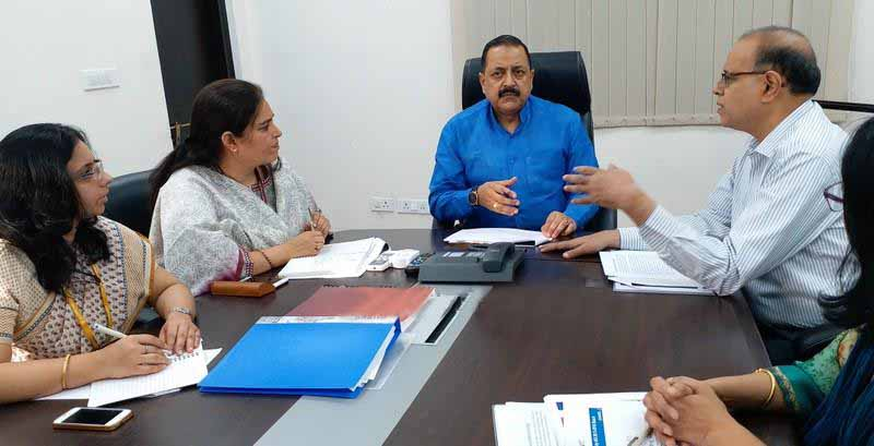 'Making New India' to be Civil Services Day theme: Dr Jitendra Singh
