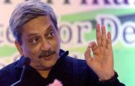 Resolving Kashmir issue is not easy: Parrikar