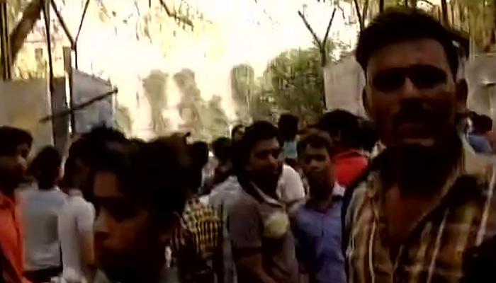 Gas leak in Delhi's Tughlakabad: Around 200 school students hospitalised