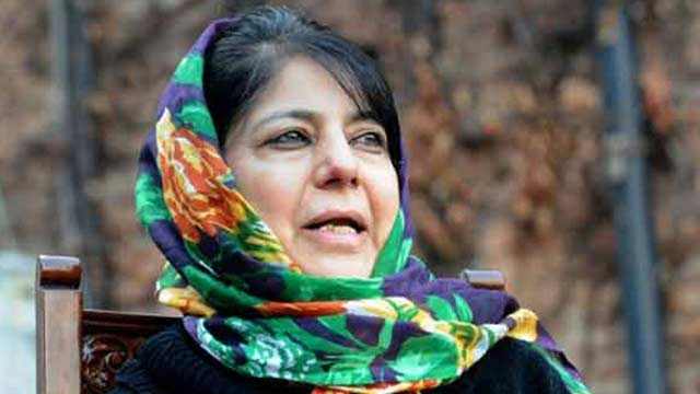Mehbooba Mufti says PM Narendra Modi only hope for resolution of Kashmir dispute