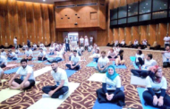 INTERNATIONAL YOGA DAY IN BAGHDAD, IRAQ