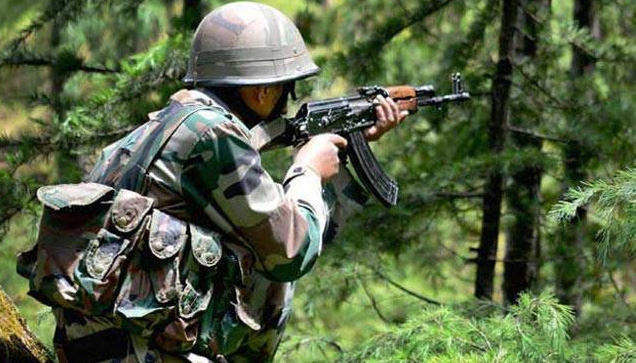Pakistan violates ceasefire in Poonch; Army jawan killed