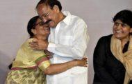 Venkaiah Naidu elected as India's next vice president